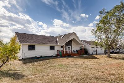 Kiowa Single Family Home Active: 7625 Summer Circle