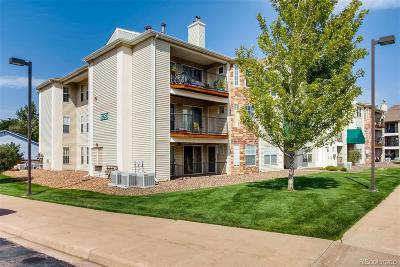 Littleton Condo/Townhouse Under Contract: 12293 West Cross Drive #101