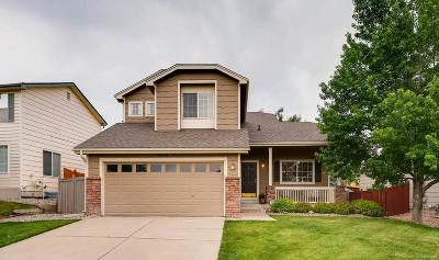 Castle Rock Single Family Home Active: 3295 Blue Grass Circle