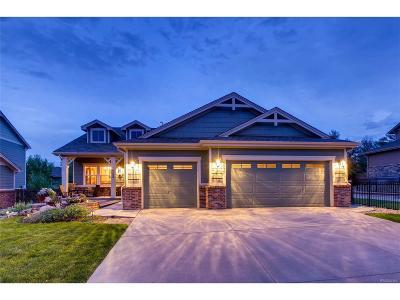 Aurora Single Family Home Active: 6508 South Oak Hill Circle