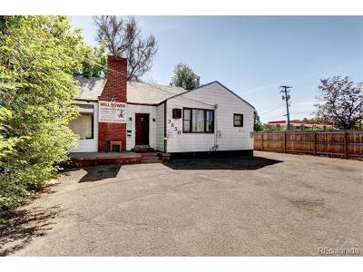 Wheat Ridge CO Multi Family Home Active: $329,000
