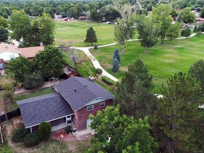 Arvada Single Family Home Under Contract: 6633 Independence Street