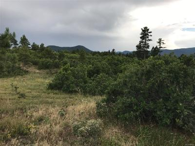 Larkspur CO Residential Lots & Land Active: $225,000