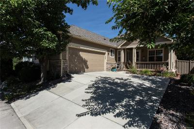 Littleton Single Family Home Under Contract: 7133 West Arlington Way