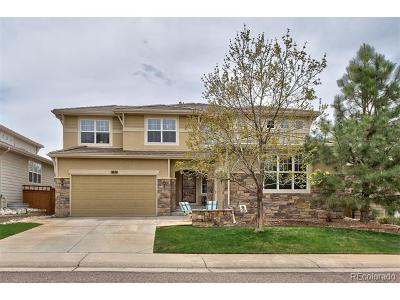 Highlands Ranch Single Family Home Active: 2654 Greensborough Drive
