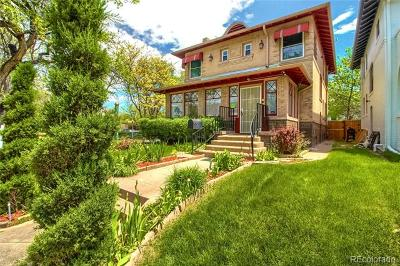 Denver CO Single Family Home Active: $949,500