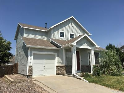 Commerce City Single Family Home Active: 11851 East 115th Drive