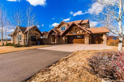 Monument Single Family Home Under Contract: 2310 Fontley Court