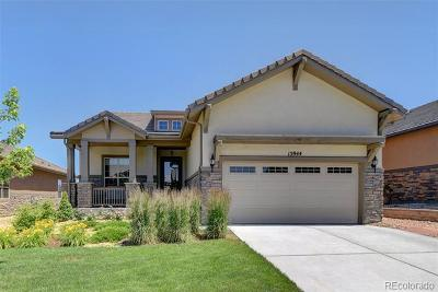 Broomfield Single Family Home Active: 15944 Wild Horse Drive