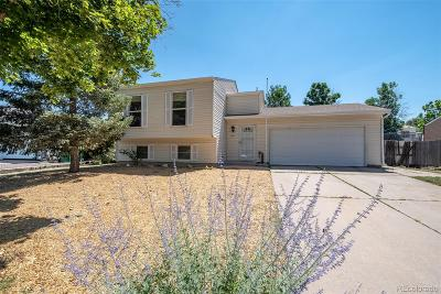 Aurora Single Family Home Under Contract: 1968 Cathay Court