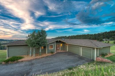 Jefferson County Single Family Home Active: 24107 Genesee Trail Road