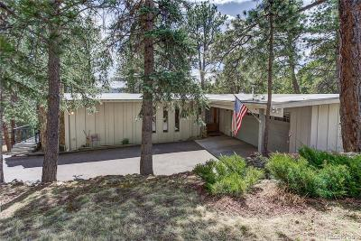 Evergreen Single Family Home Under Contract: 29454 Wild Rose Drive