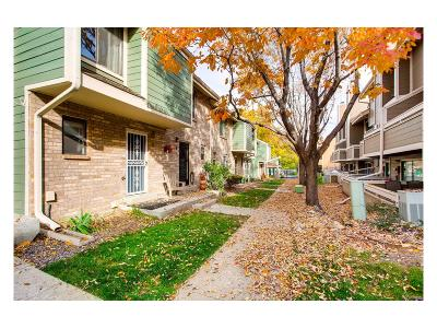 Lakewood Condo/Townhouse Active: 8761 West Cornell Avenue #5