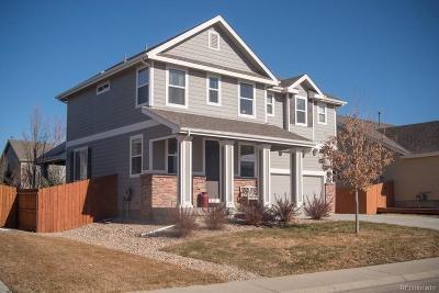 Dacono Single Family Home Active: 415 Andrew Drive