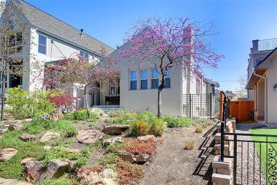 Denver Single Family Home Under Contract: 530 Fillmore Street