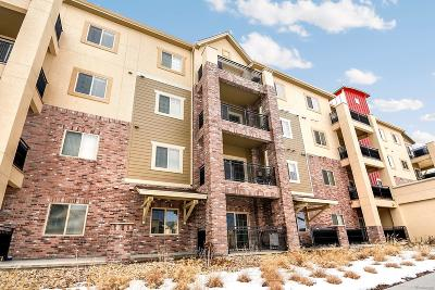 Highlands Ranch Condo/Townhouse Under Contract: 725 Elmhurst Drive #109