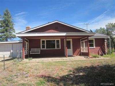 Salida Single Family Home Active: 12500 County Road 190 E