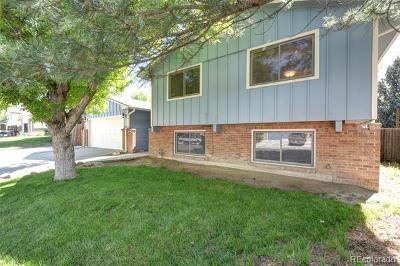Thornton Single Family Home Active: 13134 Milwaukee Street