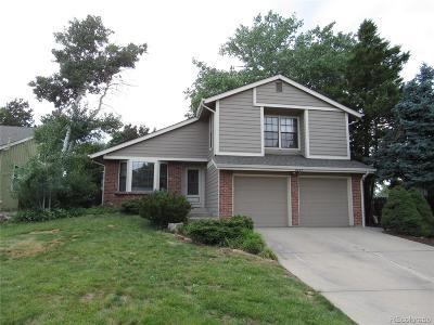 Centennial CO Single Family Home Under Contract: $450,000