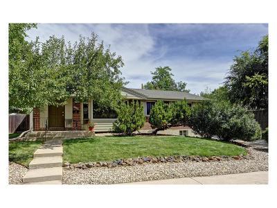 Centennial Single Family Home Under Contract: 7226 South Birch Street