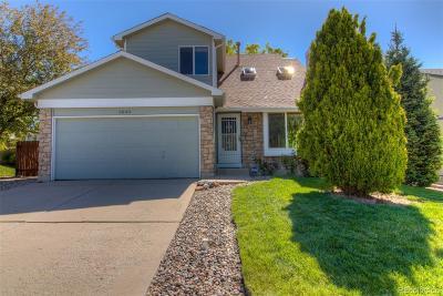 Littleton Single Family Home Active: 6040 South Oak Way
