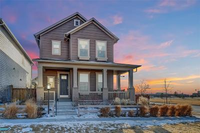 Denver Single Family Home Under Contract: 7904 East 51st Avenue