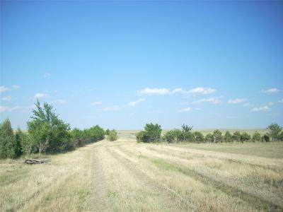 Kiowa Residential Lots & Land Under Contract: 41650 County Road 53 Road