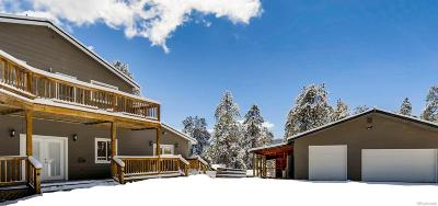 Indian Hills Single Family Home Under Contract: 22960 Nampeyo Road