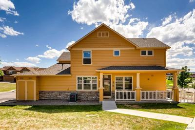 Castle Rock Condo/Townhouse Under Contract: 3517 Tranquility Trail