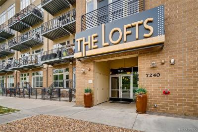 Lakewood Condo/Townhouse Active: 7240 West Custer Avenue #102