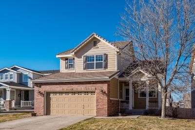 Castle Rock Single Family Home Active: 3513 Chaffee Way