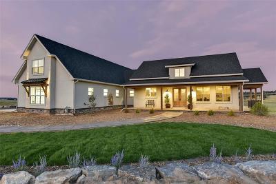 Colorado Springs CO Single Family Home Active: $1,175,000