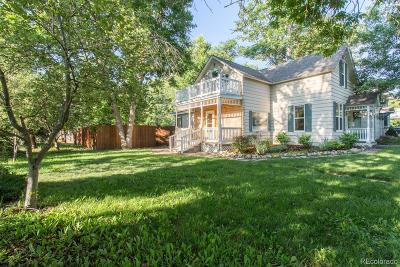 Boulder Single Family Home Active: 2444 Mapleton Avenue