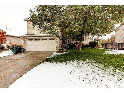 Westminster Single Family Home Under Contract: 11344 Chase Way