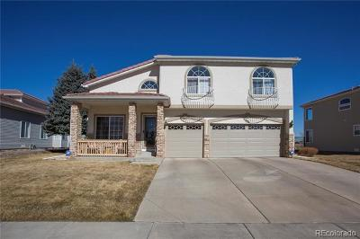 Denver Single Family Home Active: 20367 East 49th Avenue