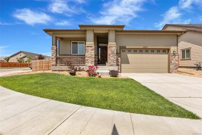 Commerce City Single Family Home Active: 11517 Jasper Street