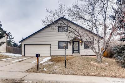 Aurora CO Single Family Home Active: $319,500