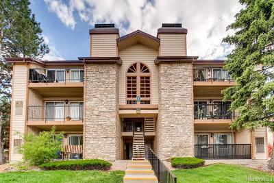 Denver Condo/Townhouse Under Contract: 2575 South Syracuse Way #E302