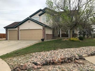 Centennial Single Family Home Active: 19987 East Belleview Place