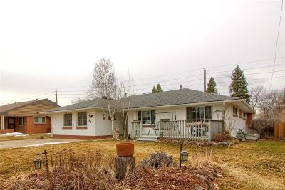 Denver Single Family Home Active: 211 Magnolia Street
