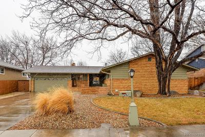 Loveland Single Family Home Under Contract: 2821 Logan Drive