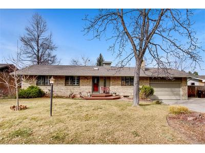 Longmont Single Family Home Under Contract: 7321 Mount Sherman Road