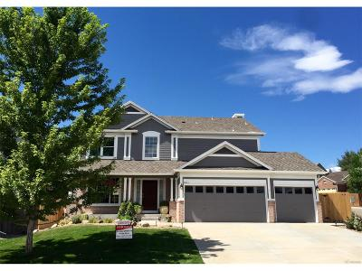 Lone Tree Single Family Home Active: 9805 Cypress Point Circle