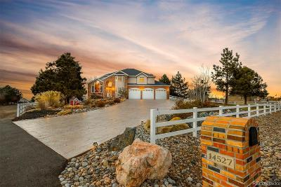 Broomfield Single Family Home Under Contract: 14527 Federal Boulevard