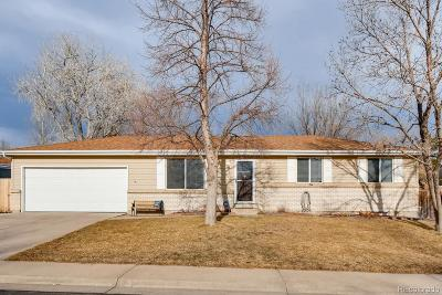 Thornton Single Family Home Under Contract: 11288 Cook Street