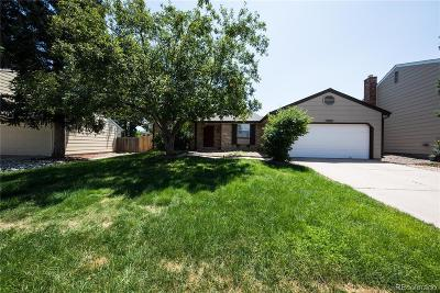 Centennial Single Family Home Under Contract: 17584 East Progress Drive