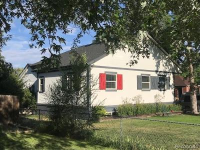 Single Family Home Active: 6000 Carr Street