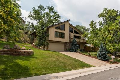 Wheat Ridge Single Family Home Under Contract: 12220 West 31st Place