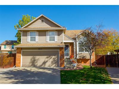 Thornton Single Family Home Under Contract: 3822 East 130th Court