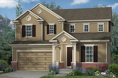 Commerce City Single Family Home Active: 11033 Sedalia Way
